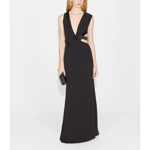 HALSTON HERITAGE full length gown
